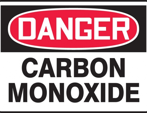 Reduce Your Risk Of Carbon Monoxide Poisoning!